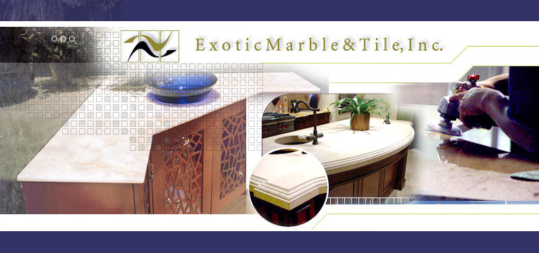 exotic marble & tile, inc.